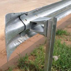 고강도 공도를 위한 직류 전기를 통한 W 광속 공도 강철 난간 난간 고속도로 안전 제품 소통량