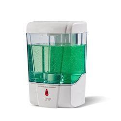 Индуктивные 700мл 1 литр мыло диспенсер, роскошных Авто Sanitizer диспенсер, Private Label Автоматическая дезинфицирующие-водоочиститель