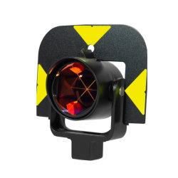 A Leica Gpr121 Precision Prisma circular com suporte e placa alvo 641617