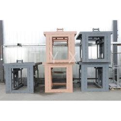 Fábrica processamento de metais soldagem e usinagem equipamentos Frame CNC fresamento/perfuração Peças/componentes grandes personalizados