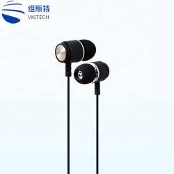Auténtico Original de los auriculares auriculares intrauditivos con cable para el iPhone 6s/Vivo/Huawei/Xiaomi/Oppo