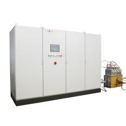 1000KW Ferraille d'acier moulé de la chaleur de fusion de préchauffage en métal d'induction de machine de traitement