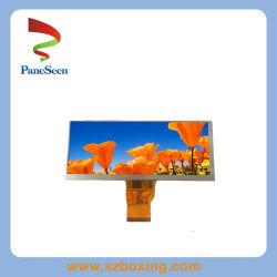 """der 6.5 """" TFT Bildschirm-punktiert kundenspezifische Stab LCD-Monitor-Bildschirmanzeige 24 Rbg 800X320 6.5 Bildschirmanzeige des Zoll-TFT für Auto GPS-Navigation"""