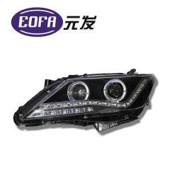 De dubbele Assemblage van de Koplamp van de Lens van de Lamp VERBORG het AutoLicht van de Auto voor Toyota Camry