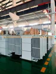 Oil-Immersed блок питания с трансформатором распределения для передачи мощности (S13-16000/35)