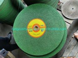 Питание электроинструмента принадлежности пластмассовый клей двойной усиленной абразивные отсечной колеса, типа 41, оксида алюминия 350мм