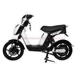 Горячий продавать и мощный электрический скутер электрический мотоцикл с литиевой батареей/свинцовых 800 Вт Бесщеточный электродвигатель постоянного тока 40км/ч