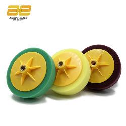 6 polegada 150mm de elevada intensidade Tensil Esponja Placa Traseira Carro Rotativa Pastilhas Polaco