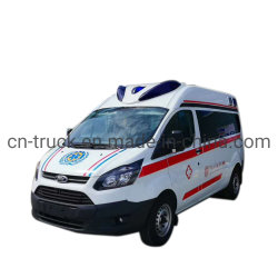 A Ford Motor Iveco pressão negativa Ambulância de socorro de emergência
