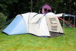 Novo design do grande espaço Família Camping tenda