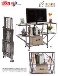 Restaurante de cocina de acero inoxidable para rack de equipos de almacenamiento de Catering de estante de alambre