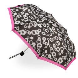 Mini Manual Lite abrir y cerrar las mujeres paraguas de la moda