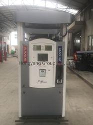 Automaat van de Benzine van de Pomp van de Benzine van de Automaat van de Brandstof van de Pijpen van het Type van Gilbarco de Dubbele