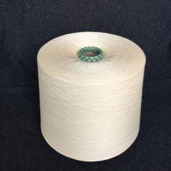 Baumwollgarn 100%, kardiertes Baumwollgarn für das Stricken oder Spinnen