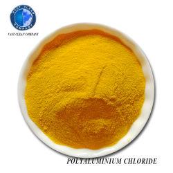 ポリ塩化アルミニウム凝固剤 / 凝集剤 PAC 黄 / 工業用水化学