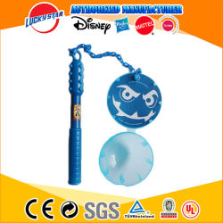 Poignée en plastique boule de fer Toy Sports Cadeaux promotionnels
