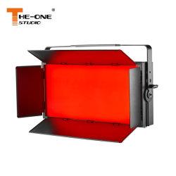 إضاءة LED للفيديو مع شاشة ناعمة ذات تأثير 300 واط للمرحلة