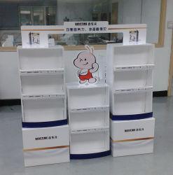 La Pharmacie des magasins papier de promotion de la médecine de la palette des peuplements d'affichage pour la pharmacie