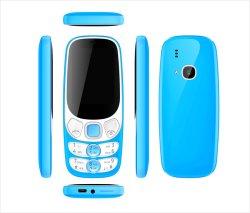 Chinese Uitstekende kwaliteit 2300 de Eigenschap Cellphone van het Merk van de Band van de Vierling van 2.4 Duim
