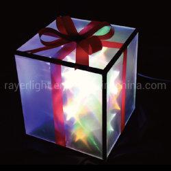 Светодиод рождественские украшения подарочная упаковка легких коммерческих огней для торгового центра