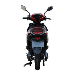 5000W 72V電池が付いている電気バイクT9の電気スクーター