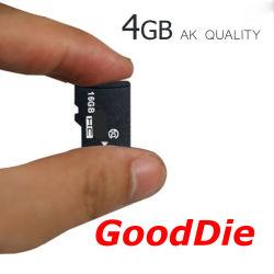 8GB高容量のマイクロフラッシュ・メモリSDのカードへのロゴCustom4GBは放す前荷(TF-4015)を
