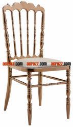 China Steel Event Rental banquet Chiavari Louis Napoleon Dining chair