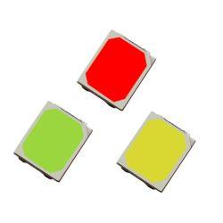 0,2 W 590 nm Geel SMD 2835 LED Rood Blauw Groen Roze Beschikbaar