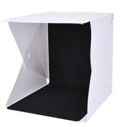 Mini casella piegante portatile dello studio della foto di fotographia con priorità bassa