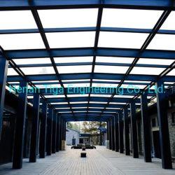 Proveedor de la fábrica diseñar grandes Span Space Frame Estructura de acero