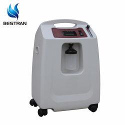 Bt-Oc06 Hospital Medical eléctrico portátil concentrador de oxígeno de la pantalla LCD 5L Generador de Oxígeno El precio de la máquina