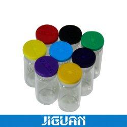 Пенициллин стеклянный флакон Бутилкаучуковый подвес с помощью резинового упора