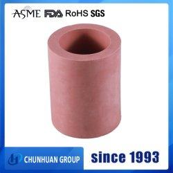 Стекловолокно/углерода/графит/дисульфида молибдена/Polybenzoate/бронза заполнены PTFE литые штока/бар/трубки