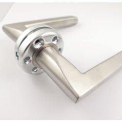 ステンレス鋼のアルミニウムドアのWindowsの引きの家具のキャビネットの安全なレバーハンドル