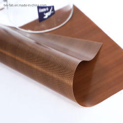Антикоррозионную обработку Термостойкий PTFE стекловолоконной ткани