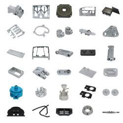 Usinage de précision en acier inoxydable Aluminium Magnésium Prototype Peek POM en plastique