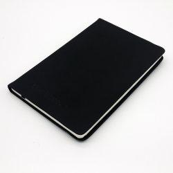 Libro di note sull'esercizio di schizzo della carta a spirale della scuola diario personalizzato