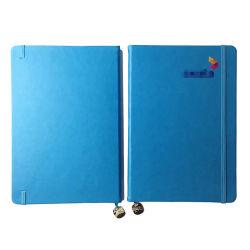 ビジネス PU 革カスタマイズされた印刷された日記ハードカバーの立案者 2021 の注文 ノートブック