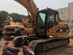 escavadora de rastos Caterpillar usados 320c em bom estado para construção