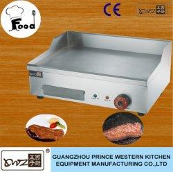 طاولة البيع الساخن المشواة الكهربائية/الشبكة التجارية/جهاز طهو اللوحة المسطحة