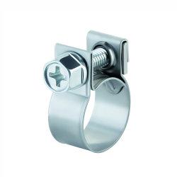 Commerce de gros en acier inoxydable réglable mini-clip de flexible les colliers de tuyau