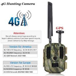 La caza de fauna silvestre de la Cámara de rastros de la seguridad del hogar SMS inalámbrico remoto GSM GPRS MMS de vídeo digital resistente al agua de la cámara de seguridad de la cámara térmica de infrarrojos