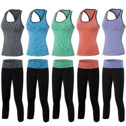Yoga-Hosen-Frauen-reizvolle Eignung-Abnützung-Gymnastik-Kleidung anpassen