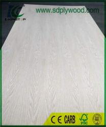 E0の家具の等級の堅材の/Birch /Okoumeの表面ポプラのコアLaminnatedの合板、E1接着剤