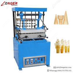 Cône de pizza commerciale Maker Wafer cornet de crème glacée Making Machine