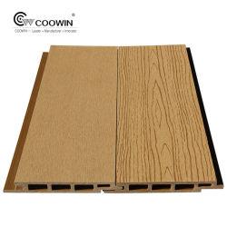 スリップ防止反紫外線木製の壁パネルの装飾
