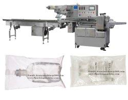 Medizinische Beutel-Fluss-Verpackungs-Maschine der Infusion-IV