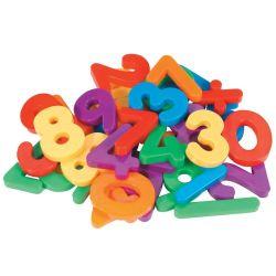 PVC Fleible Laset imán letras y números