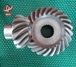 OEM / ODM pignon à denture hélicoïdale de haute précision, le pignon conique, engrenage cylindrique pour voiture&Agriculture Machinery & Industrie