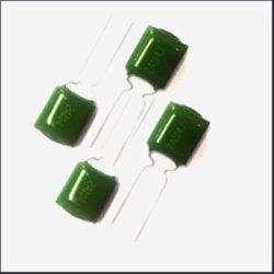 Cl11 2A 222j 중국 Mylar 녹색 커패시터 Mylar Pei 폴리에스테르 필름 커패시터